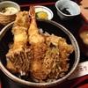 かねなか - 料理写真:特製天丼@1500円