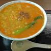 倉田屋旅館 - 料理写真:担々麺650円