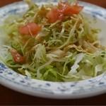 キッチンハウス ニキニキ - サラダ
