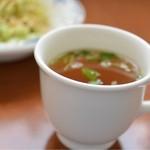 キッチンハウス ニキニキ - スープ