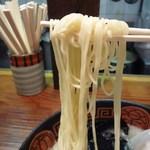 七蓮 - 麺