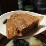 七蓮 - 角煮