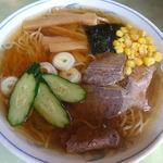 皿谷食堂 - <'13.06.09>冷たい中華
