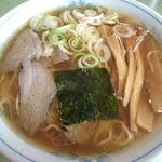 皿谷食堂 - <'13.06.09>中華そば