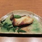 まごころ料理ふな家  - 銀ダラの西京焼き