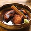 萬屋 おかげさん - 料理写真:モーリタニア産 真ダコの桜煮 (2013/06)