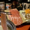 うえすたん - 料理写真:霧島豚しゃぶしゃぶ