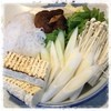 すきやき村越 - 料理写真:しゃぶしゃぶのお野菜