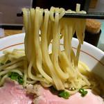 麺と心 7 - 牛骨つけ麺 自家製麺