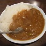 長崎菜館 - ミニカレー