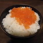 長崎菜館 - ミニいくら丼