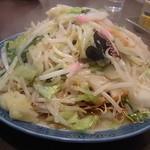 長崎菜館 - 皿うどん
