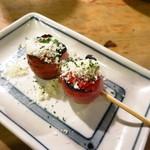 串焼 文福 - イタリア焼180円
