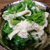 天晴れ - 料理写真:生湯葉と菜の花