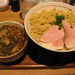 麺と心 7 - 牛骨つけ麺 濃口300g