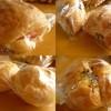 ヤシマヤ - 料理写真:ハムチーズ、クロワッサン、塩パン、ツナと長芋のパン