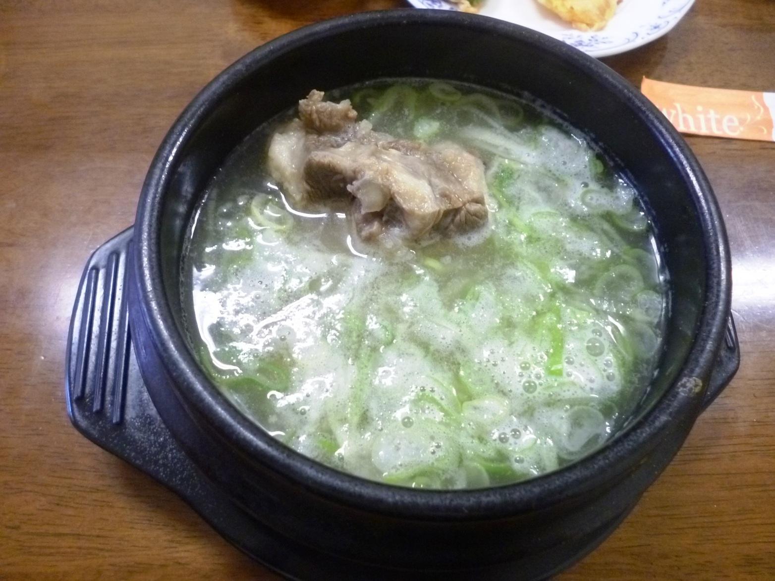 韓国家庭料理・英玉