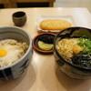 ぶっかけ亭本舗 ふるいち - 料理写真:朝食セット500円の全景
