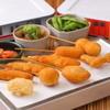 だるま - 料理写真:いろいろな串揚げを楽しめる『新世界セット』