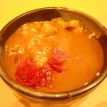 あずみ - ミニカレー丼