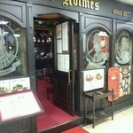英国パブ シャーロックホームズ - さすが、大阪駅前第一ビル、なんでもお店がそろってる(*^▽^*)