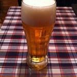 ナムプリック - 生ビール(500円)