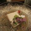 佐藤 - 料理写真:ごま豆腐。