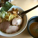 iena&ふくすけ - つけ麺 大盛り 680+20円(2013.6.9現在)
