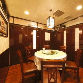 ≪完全個室≫6室ございます!