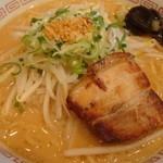 麺屋 我流風 - 料理写真:我流風らーめん1