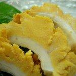 あさひ鮨 - マンボウ茶釜