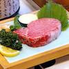 飛騨牛食べ処 牛政 - 料理写真:飛騨牛ヒレステーキ