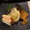 好坊 - 料理写真:鯖の薫製
