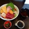 味彩おかもと - 料理写真:海鮮丼を注文しました