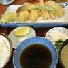 天八 - 料理写真:天麩羅定食 竹