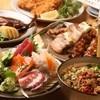 楽食堂 はいじ  - 料理写真:刺身・焼き鳥・串物など居酒屋メニューも盛りだくさん!