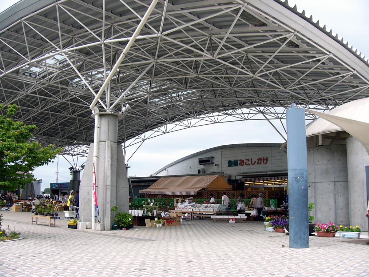 道の駅豊前おこしかけ 満潮うどん