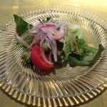 ベッラヴィスタ - 料理写真:サラダ