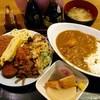 木曽路 - 料理写真:ランチバイキング男性550円