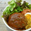 IRWOL - 料理写真:ロコモコのお弁当 550円