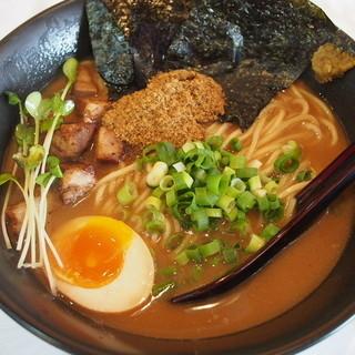 かみあり製麺 - 料理写真:魚介濃厚ラーメン