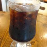 新橋ベーカリー - アイスコーヒー