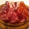 ヴィア パーチェ - 料理写真:イタリア産 生ハム・サラミの盛り合わせ