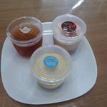 パステル - 料理写真:なめらかプリン、紅茶のゼリー、ハワイ・コナ