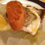 イル・ラメリーノ - 岩牡蠣。swg。最高過ぎ。