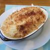ミナハナ - 料理写真:トマトクリームソースとじゃがいものグラタン(小)