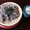 食事処 万葉の里 - 料理写真:ざるそば(530円)