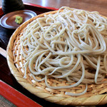 一心庵 - 鴨ざる蕎麦