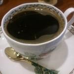 カフェ アラビカ - 抽出後