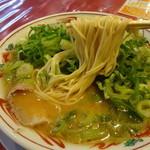 第一旭 - こってりラーメン 麺up